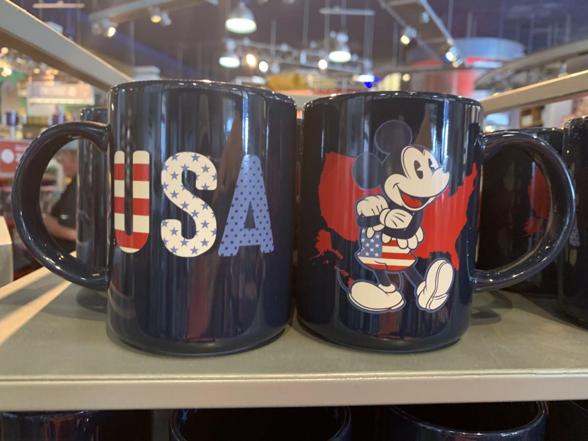 Patriotic Americana Merchandise Sails Into Disney Parks 9