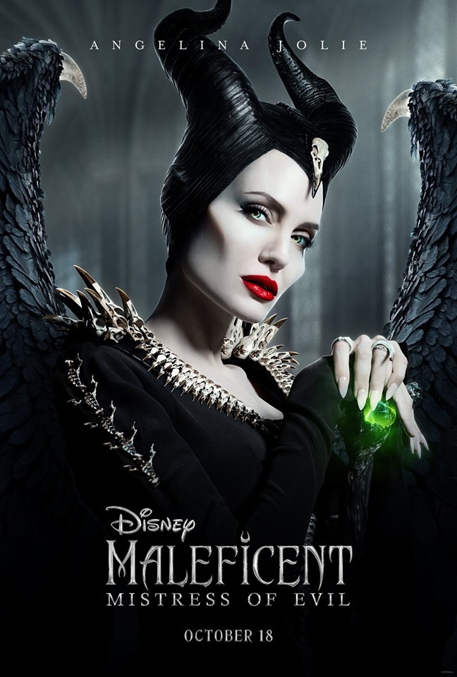 See the New Movie Posters for Maleficent: Mistress of Evil 3