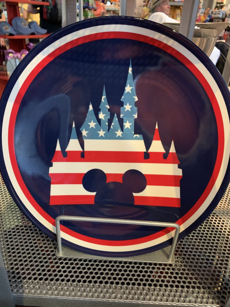 Patriotic Americana Merchandise Sails Into Disney Parks 1