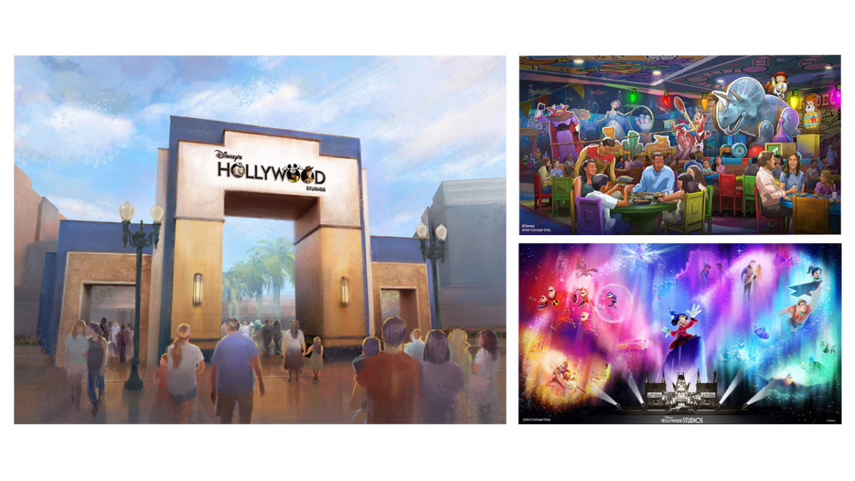 Disney's Hollywood Studios Celebrates 30 Years with Debut of Nighttime Projection Show, Toy Story Land Restaurant Announcement, New Logo and More 1