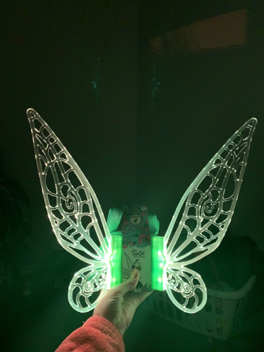 NEW Light Up Tinker Bell Wings Have All The Pixie Dust 3