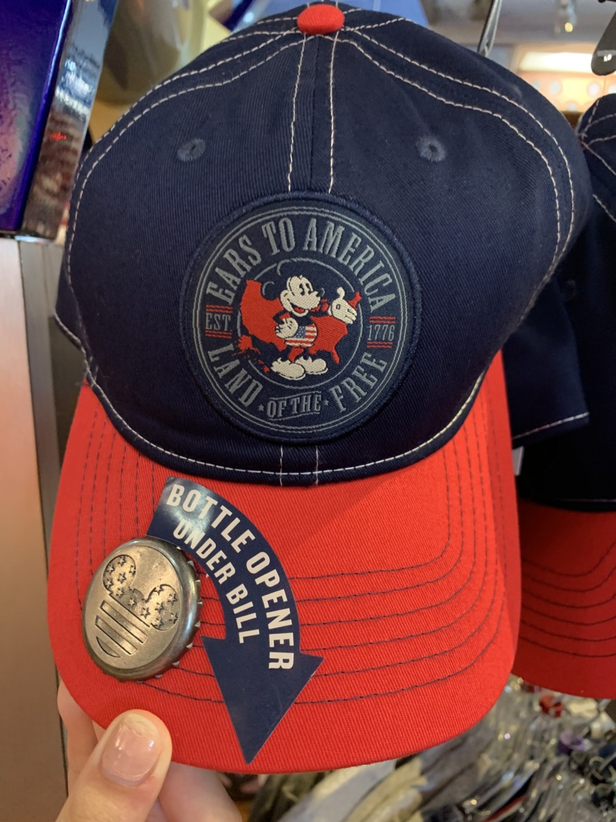 Patriotic Americana Merchandise Sails Into Disney Parks 18