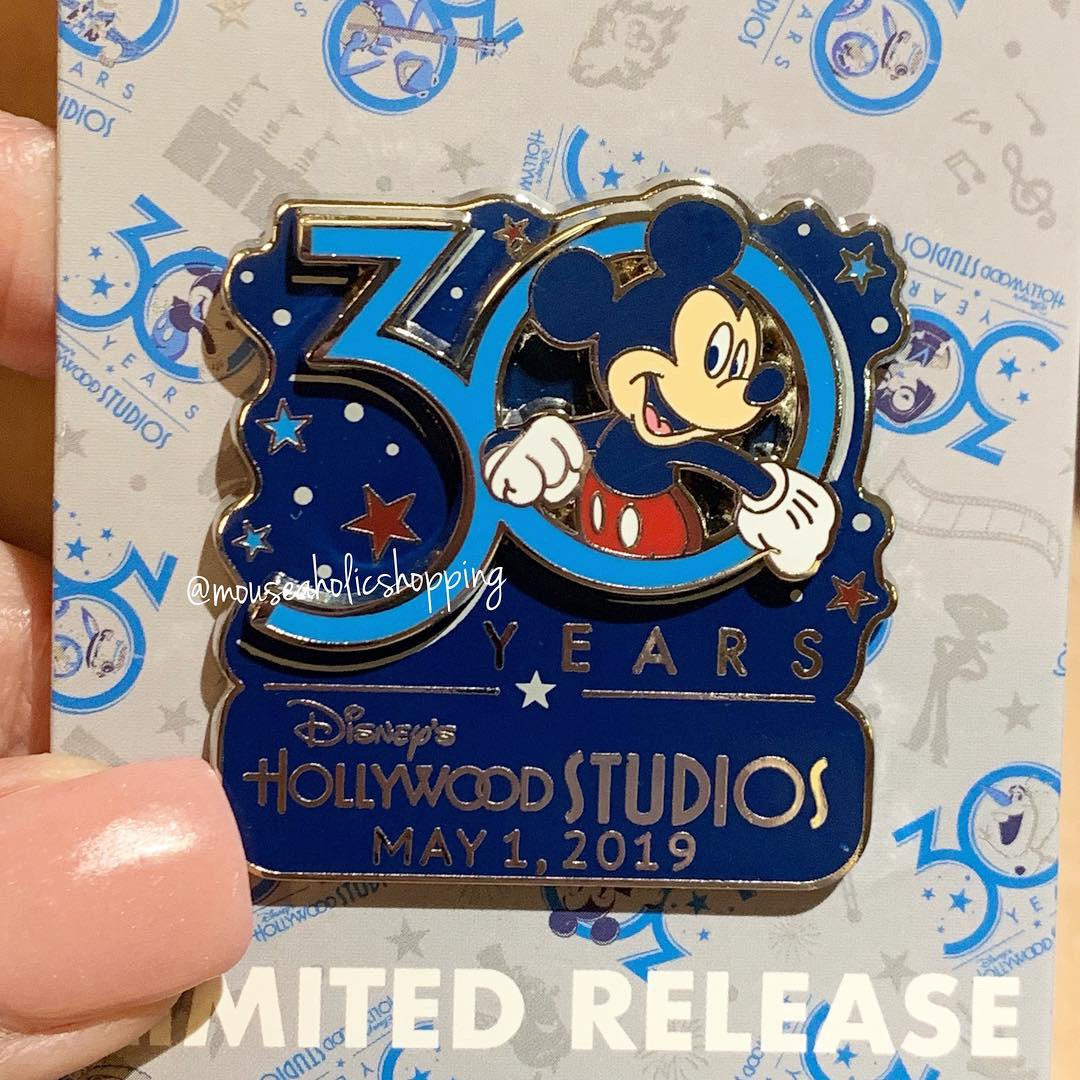 Brand New Merchandise For Disney's Hollywood Studios 30th Anniversary 9