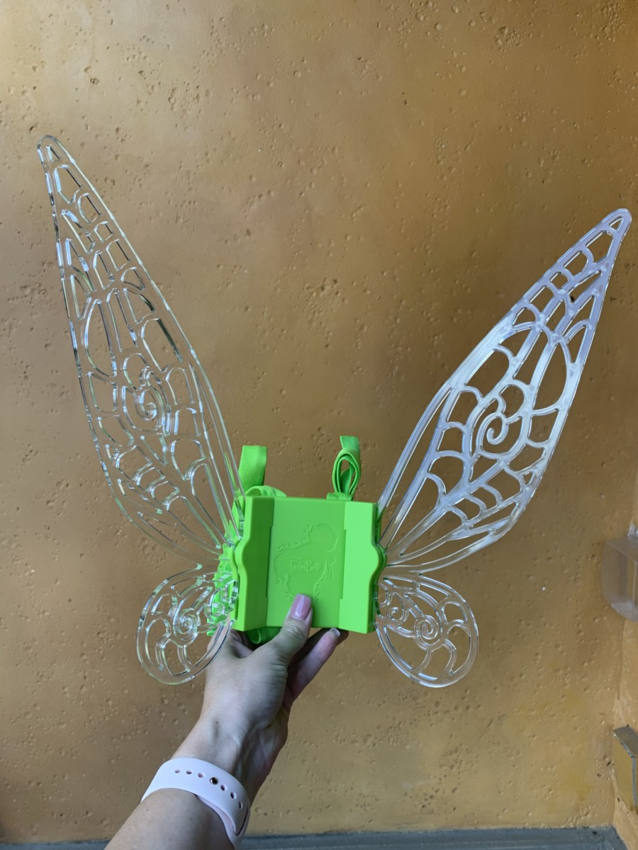 NEW Light Up Tinker Bell Wings Have All The Pixie Dust 2