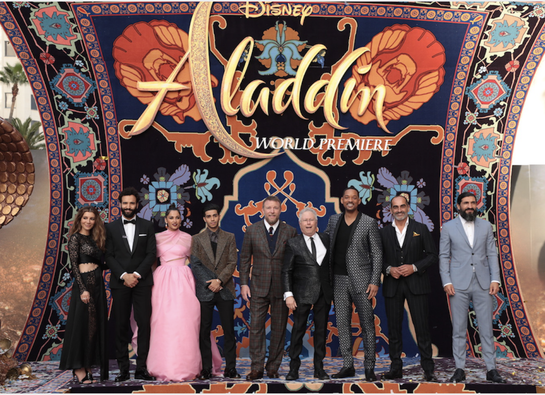 Photos from Disney's Aladdin World Premiere! 1