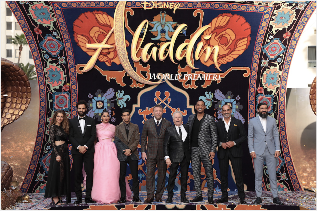Photos from Disney's Aladdin World Premiere! 11