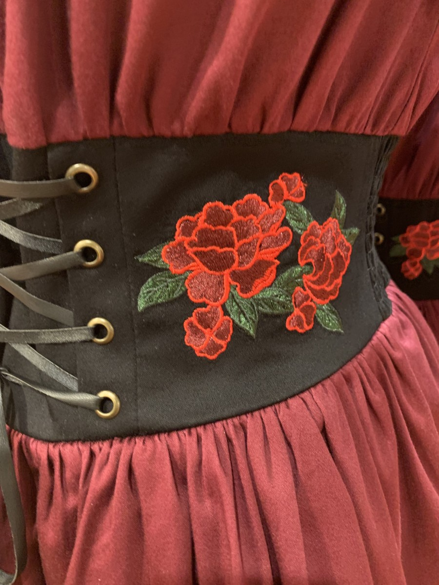 A Pirate's Life For Me In This New Dress and Handbag at Disney Parks 4