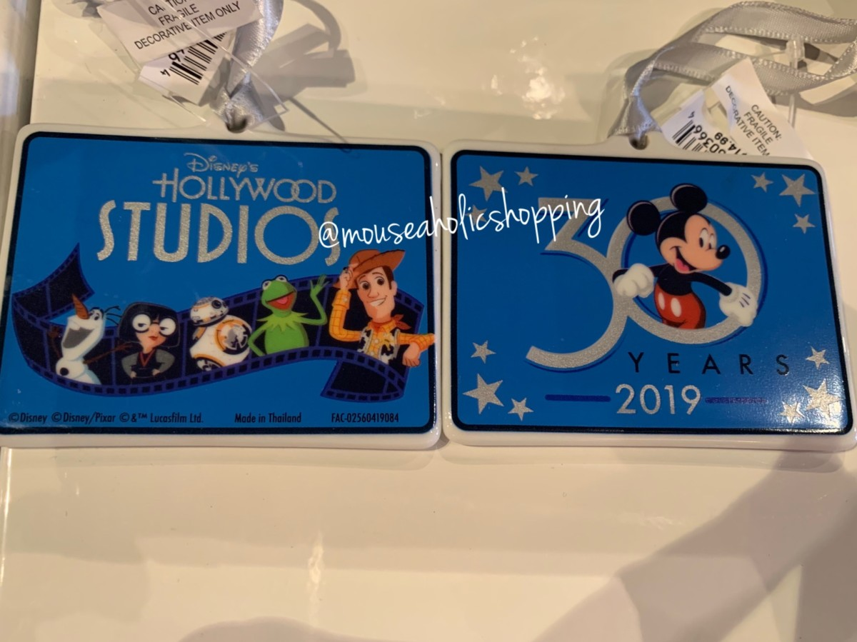 Brand New Merchandise For Disney's Hollywood Studios 30th Anniversary 14