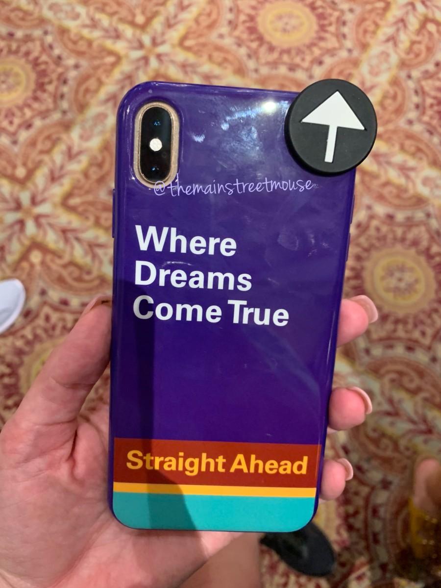 Brand New Walt Disney World Classic Road Sign Phone Case 6