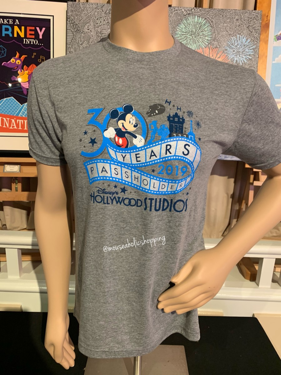 Brand New Merchandise For Disney's Hollywood Studios 30th Anniversary 5
