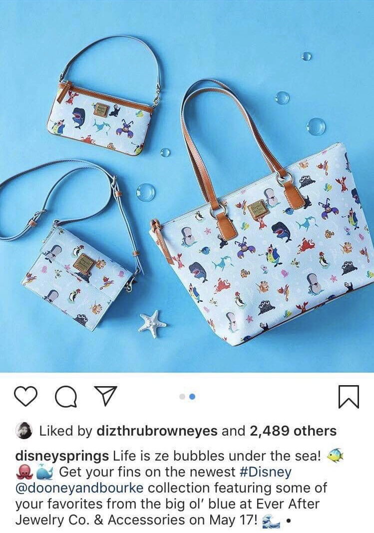 NEW Disney Sea Friends Dooney's are Coming! #disneystyle 2