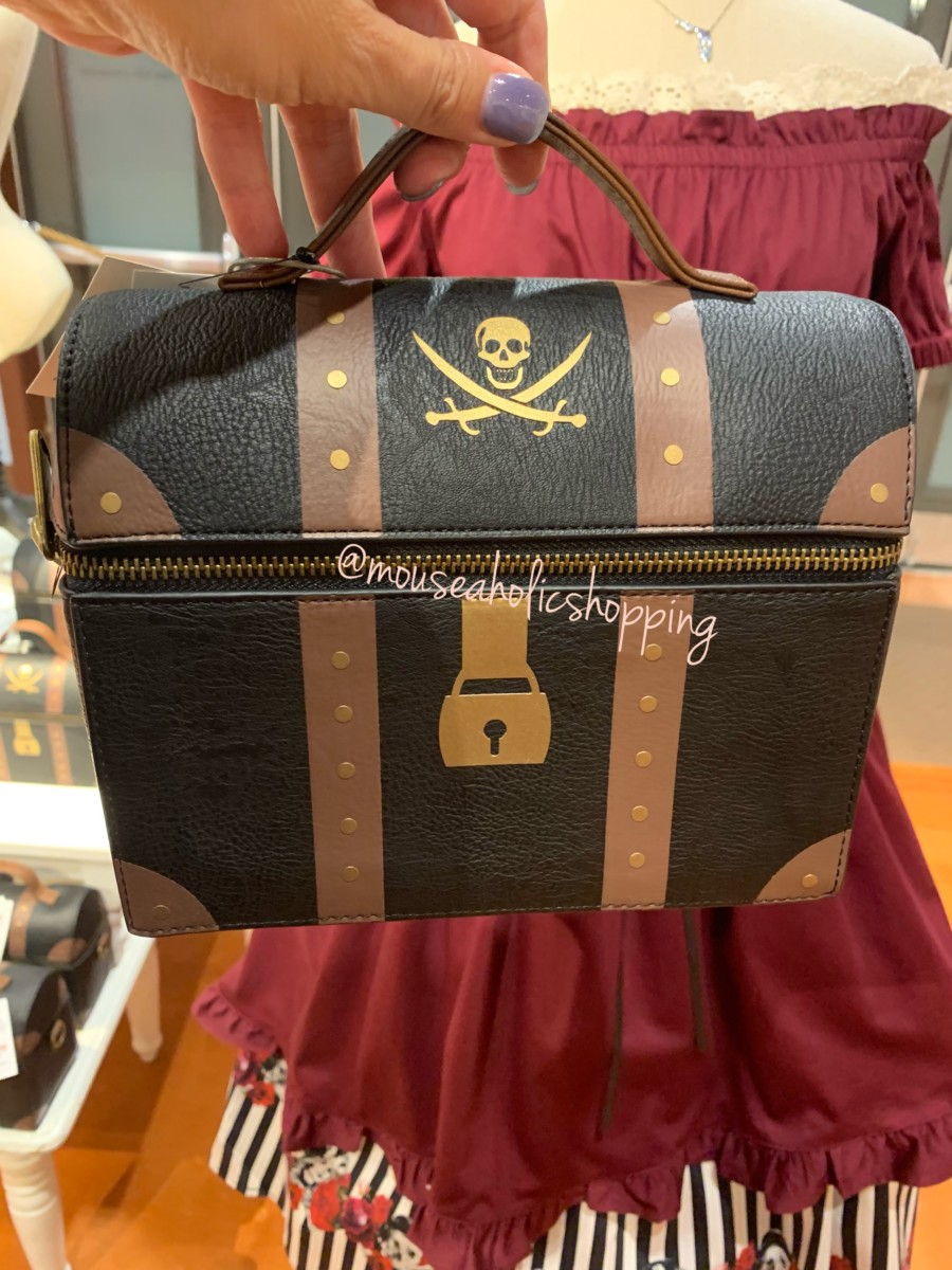 A Pirate's Life For Me In This New Dress and Handbag at Disney Parks 7