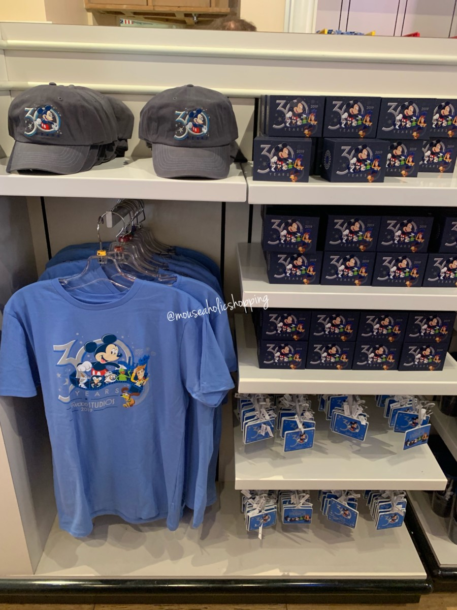 Brand New Merchandise For Disney's Hollywood Studios 30th Anniversary 3