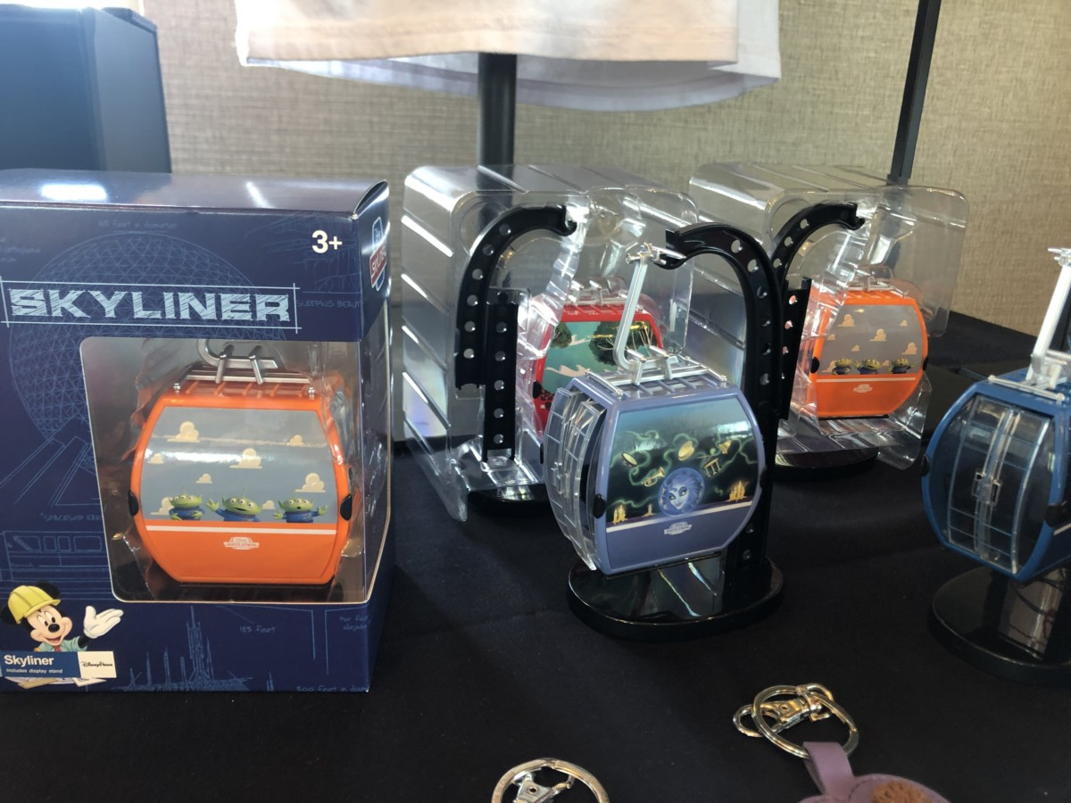 New Disney Skyliner Merchandise is Coming! 2