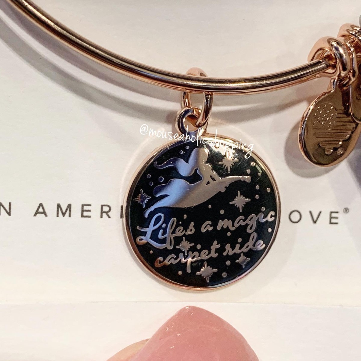 New Aladdin Inspired Alex and Ani Bracelets Are Shining, Shimmering Splendid #DisneyStyle 5