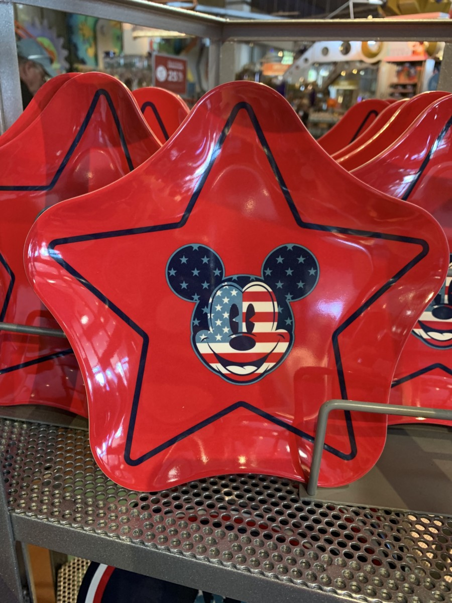 Patriotic Americana Merchandise Sails Into Disney Parks 15