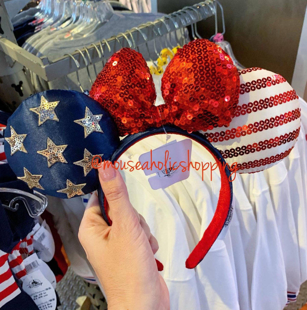 Patriotic Americana Merchandise Sails Into Disney Parks 4