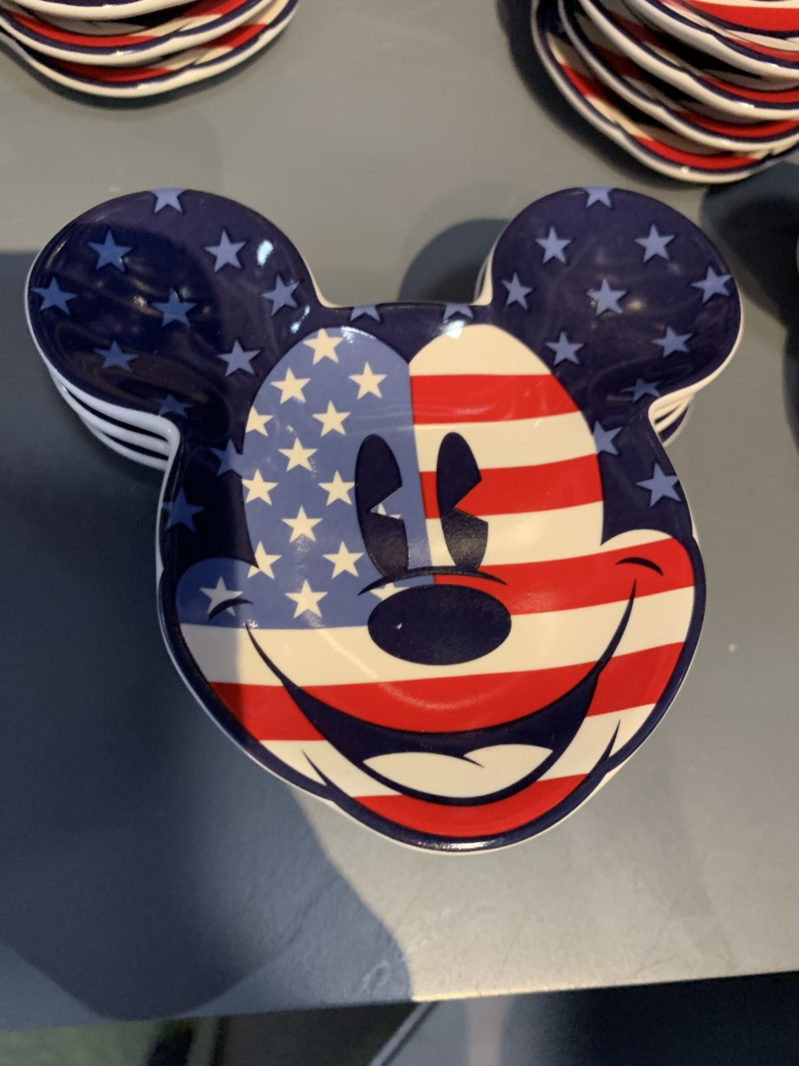 Patriotic Americana Merchandise Sails Into Disney Parks 10