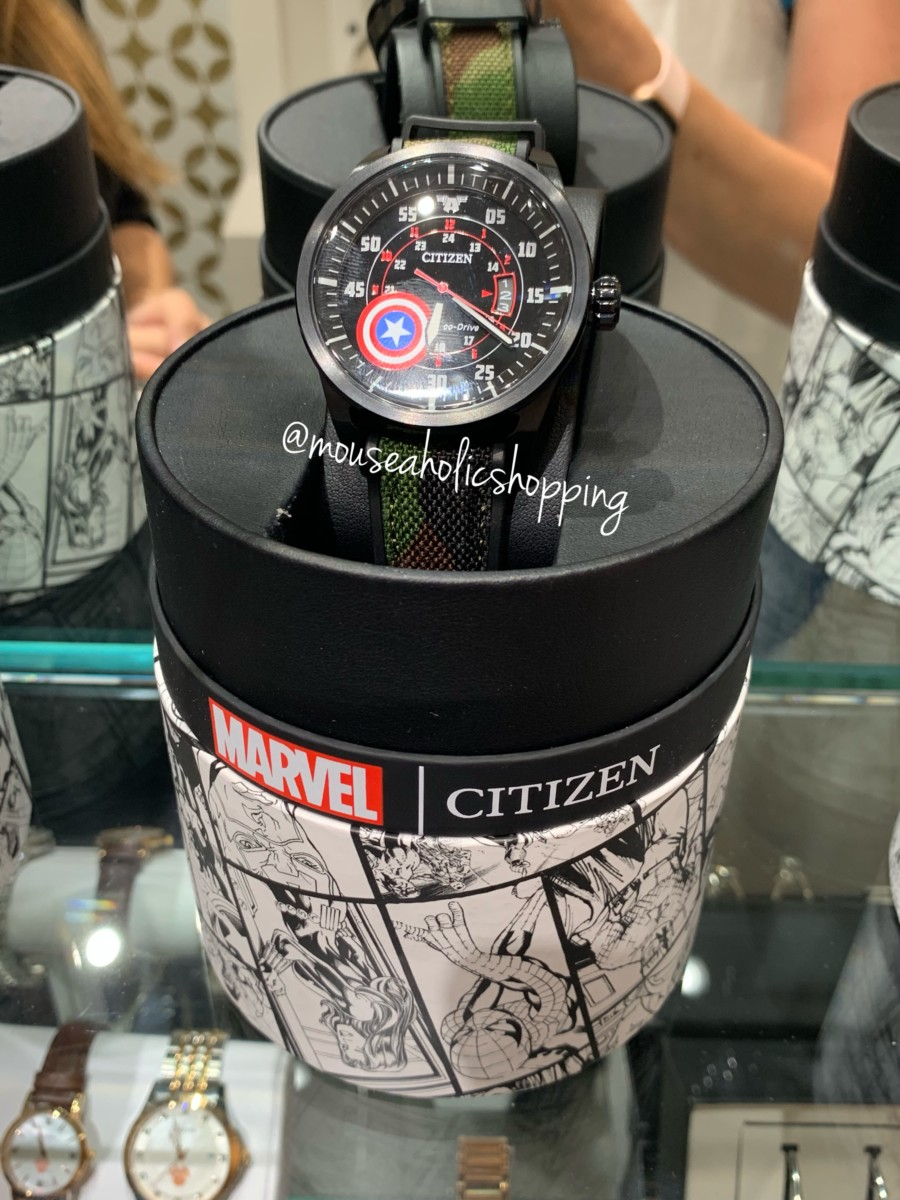These new watches are infused with Marvel super powers and our favorite Mickey Mouse 4