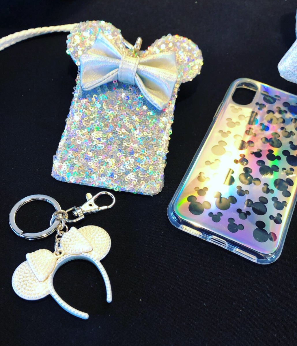 Imagination Pink & Magic Mirror Metallic Merch Coming Soon! #disneyspringssummer 5