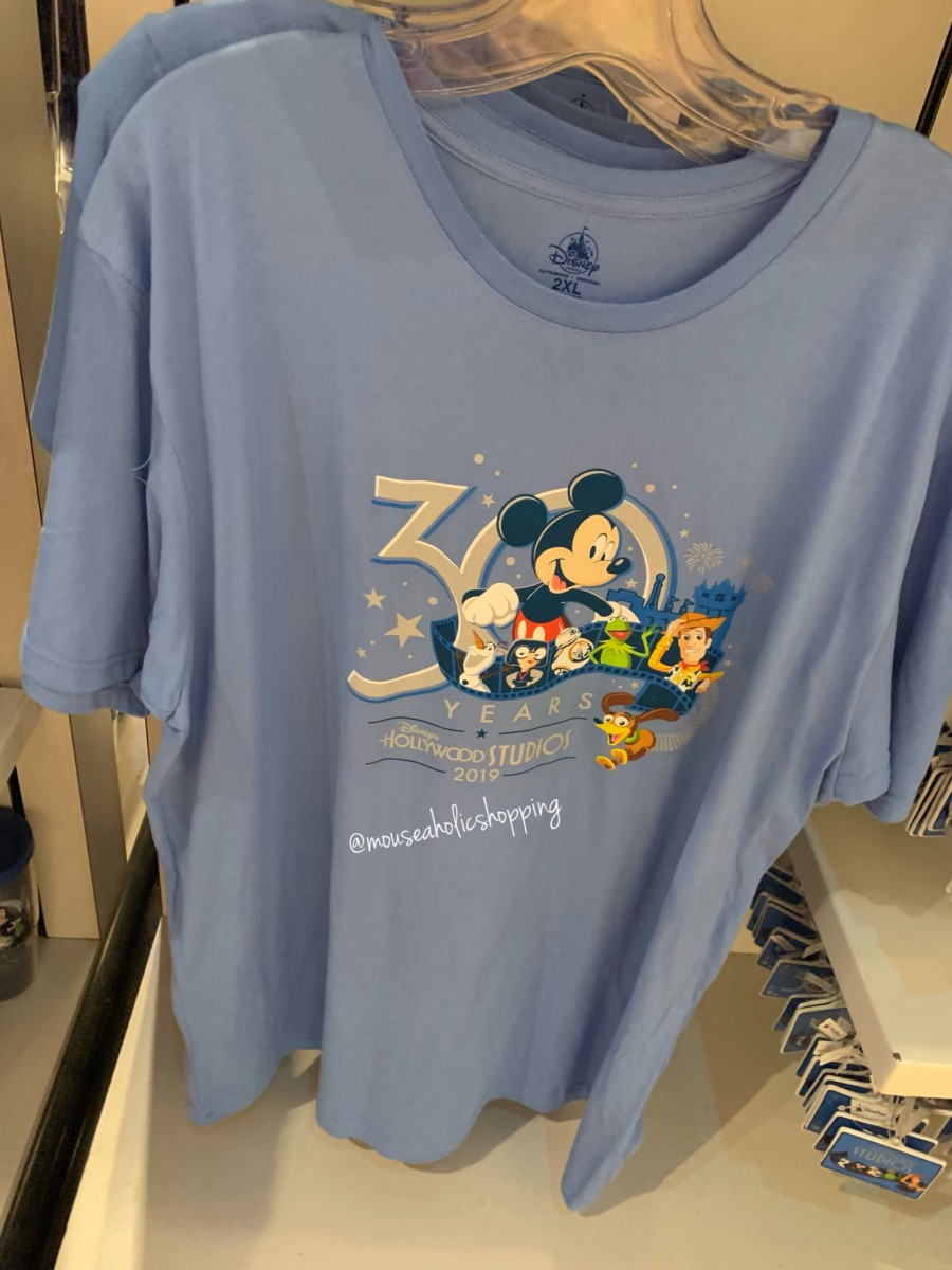 Brand New Merchandise For Disney's Hollywood Studios 30th Anniversary 4