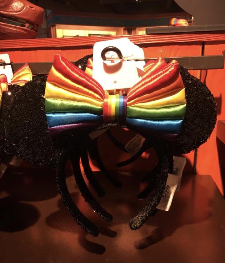 NEW Rainbow Merchandise at Disney Parks! #DisneyStyle 2