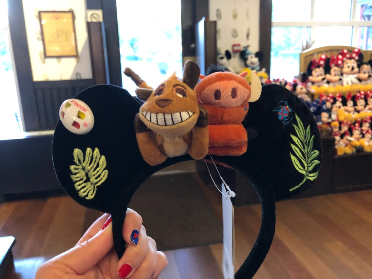 See the Various Magical Mouse Ears at Disneyland Paris! 4