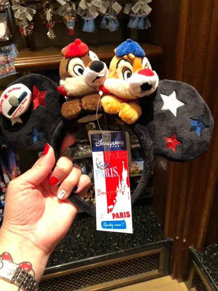See the Various Magical Mouse Ears at Disneyland Paris! 7