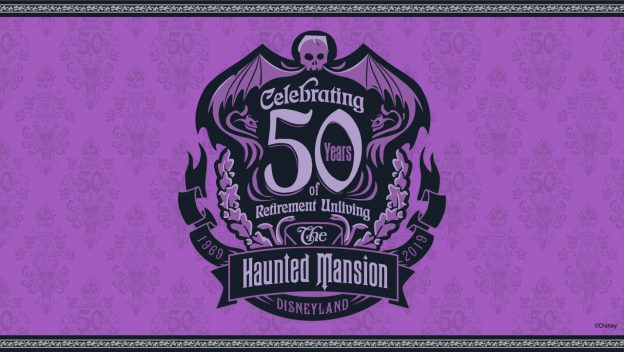Going our way? Celebrating 50 Years of the Haunted Mansion 'Retirement Unliving' at Disneyland Park 1