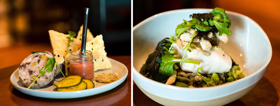 New Dishes from Storybook Dining at Artist Point at Disney's Wilderness Lodge