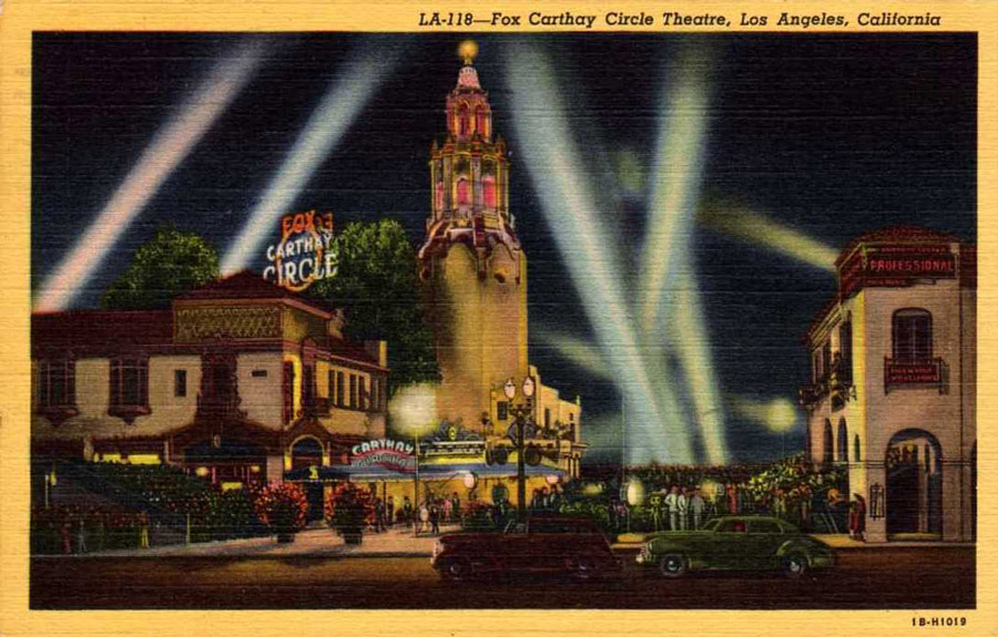 Boulevards of Movie Dreams Part Two: Imagineering Hollywood 4