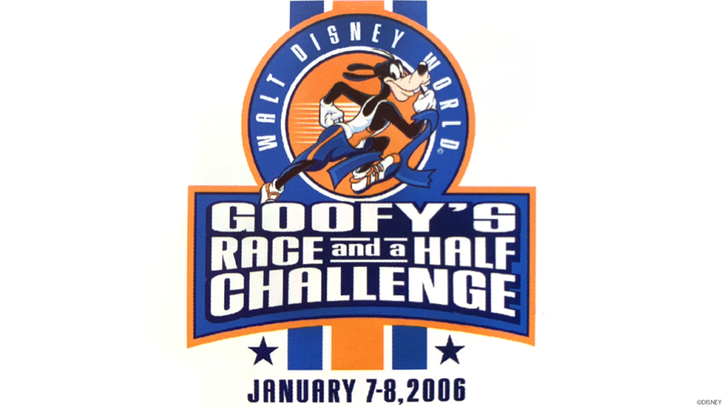 GARWSH! Celebrating 15 Years of Goofy's Race & a Half Challenge 25