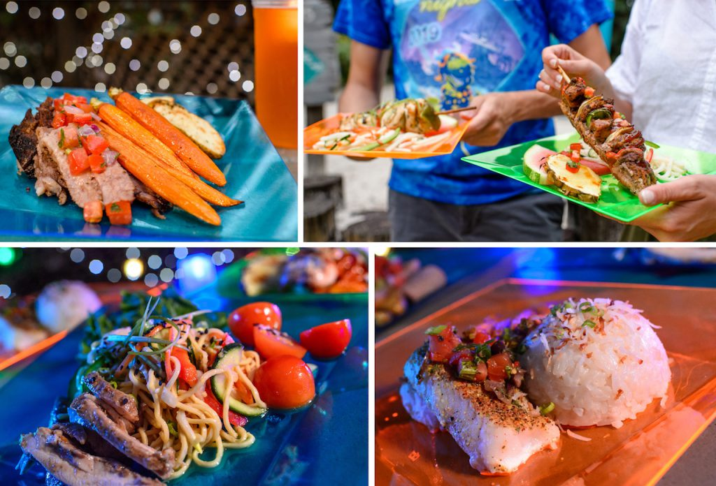 Foodie Guide to H2O Glow Nights at Disney's Typhoon Lagoon 5