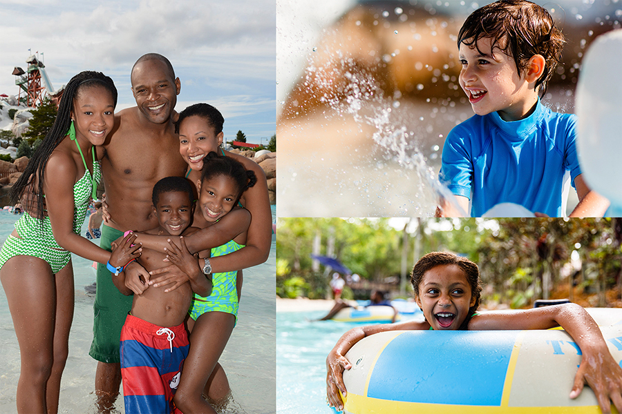 Disney PhotoPass Service at Walt Disney World Resort Water Parks