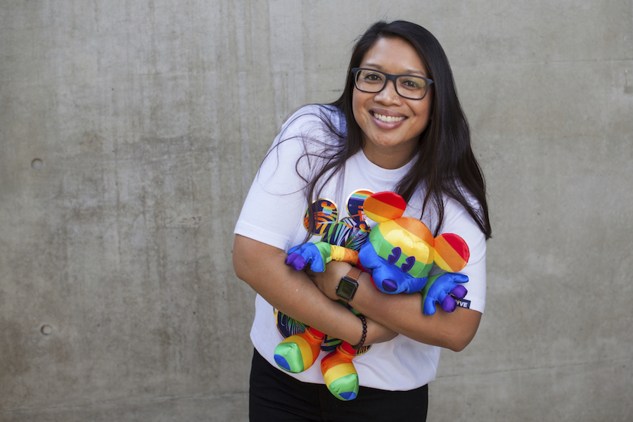 Celebrate Pride Month with the New Rainbow Disney Collection