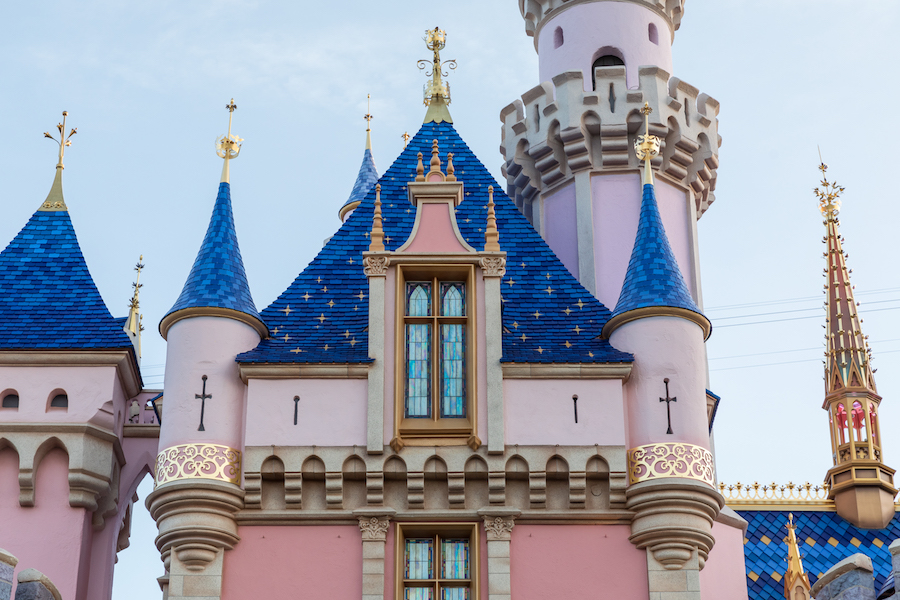 Sleeping Beauty Castle at Disneyland Park Reopens with Stunning Enhancements 4