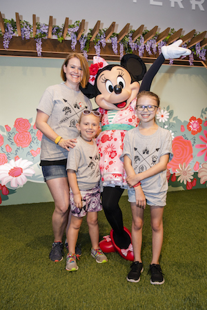 Celebrate Spring at Minnie's Garden Party This Weekend at the Epcot International Flower & Garden Festival 3