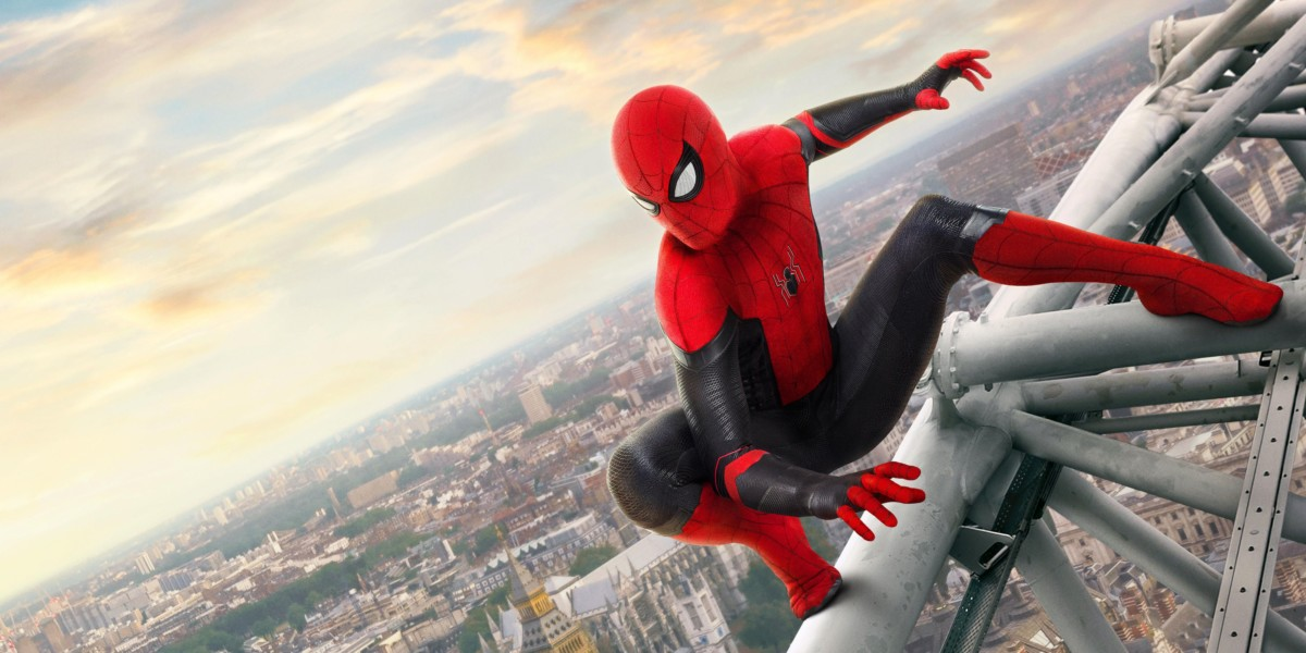 New Spider-Man: Far From Home Trailer 14