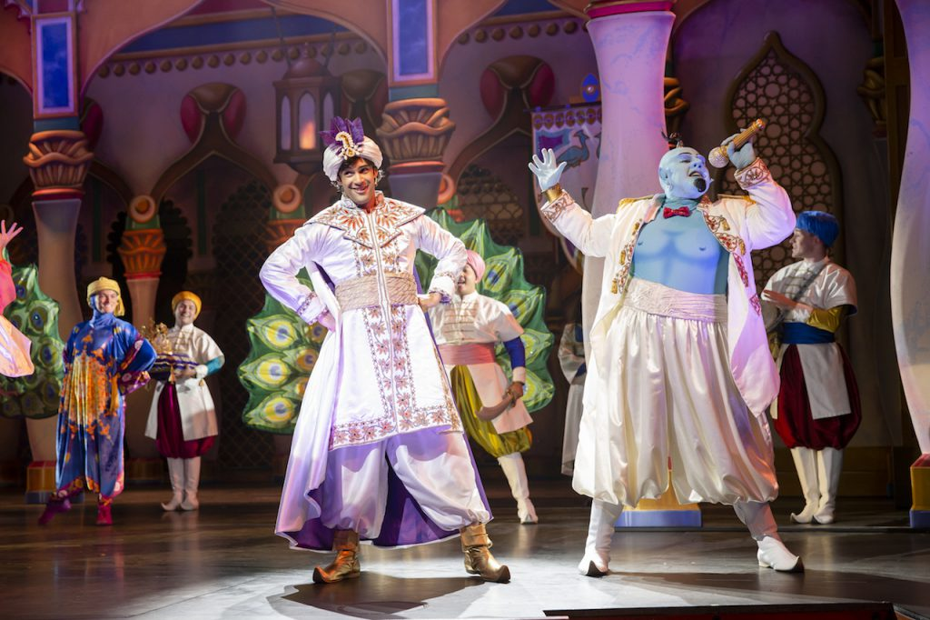 'Whole New World' of Entertainment Coming to the Disney Fantasy 1