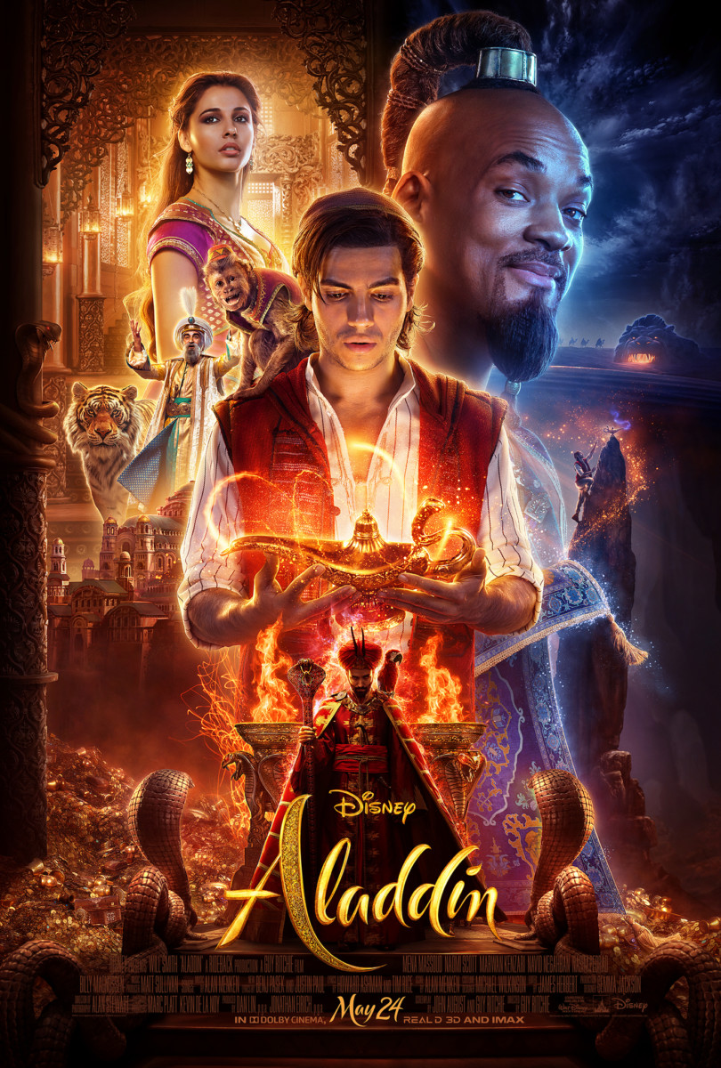 My Review of the New Live Action Aladdin Movie! #DisneyAladdin #Aladdin 3