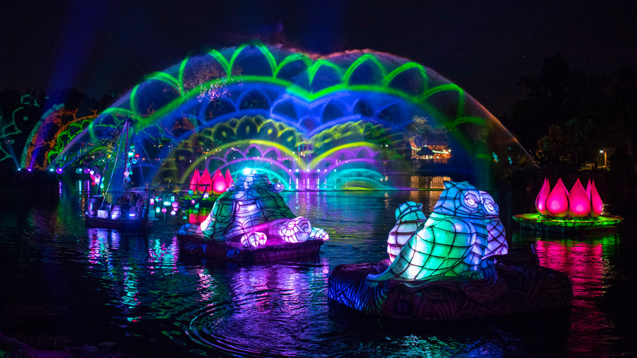 Experience 'Rivers of Light: We Are One' and More New Magic Starting This Weekend at Disney's Animal Kingdom 1