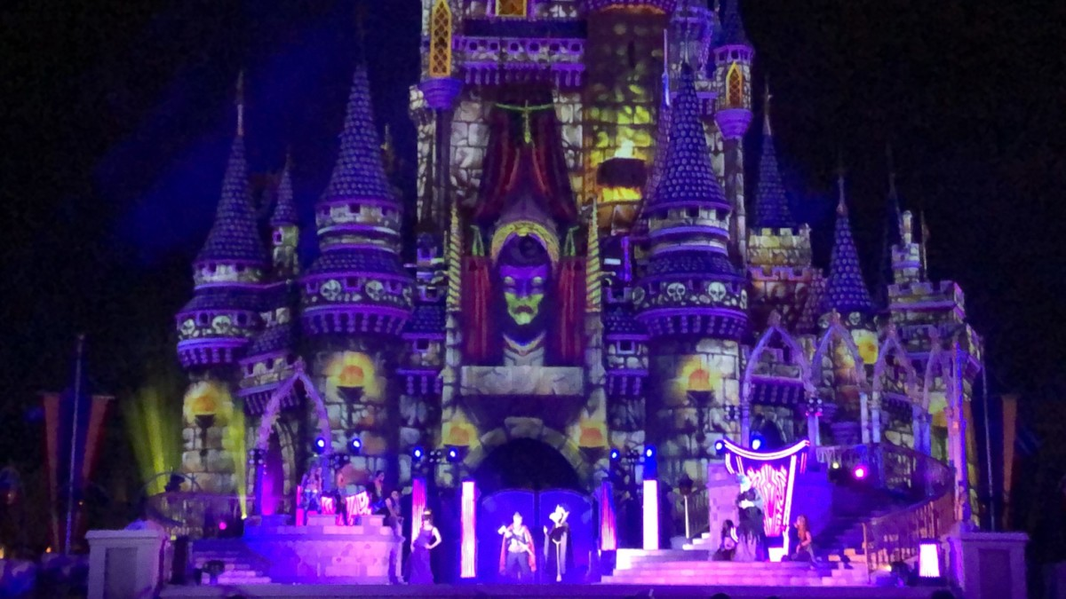 The NEW #VillainsAfterHours Event at Magic Kingdom! (photos, video) #ad 9