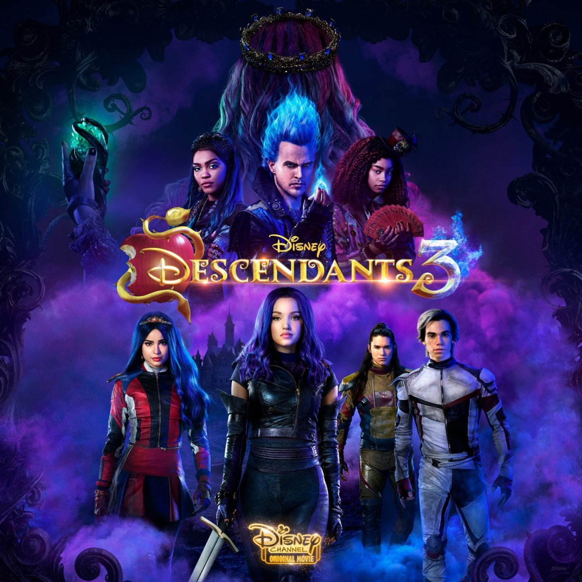 Our Chat With Booboo Stewart from Disney Descendants #descendants3 2