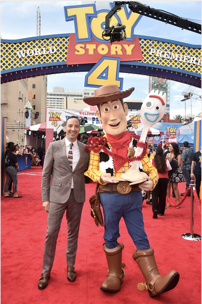 Stars of Toy Story 4 Celebrate World Premiere in Hollywood #ToyStory4 5