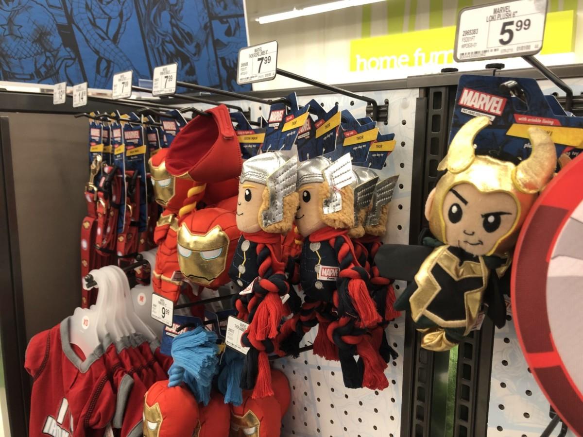 Avengers Fun at PetSmart! 5