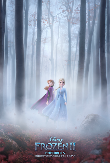 See the New Poster for Disney's Frozen 2! 2