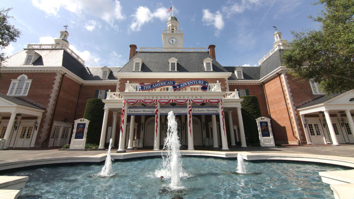 New Barbecue Restaurant Featuring Craft Brews to Debut at The American Adventure in Epcot Later this Year 8