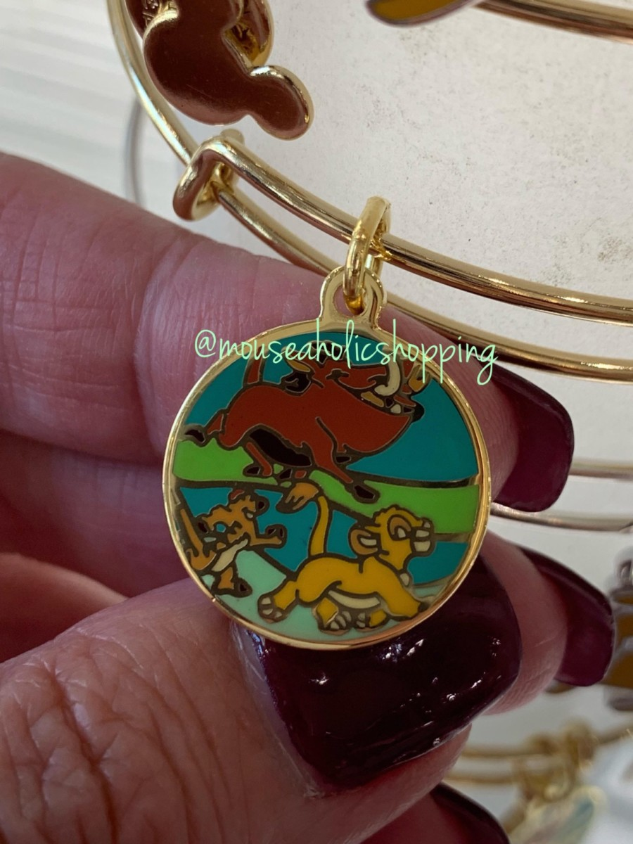 New Lion King Alex & Ani Bracelets 1