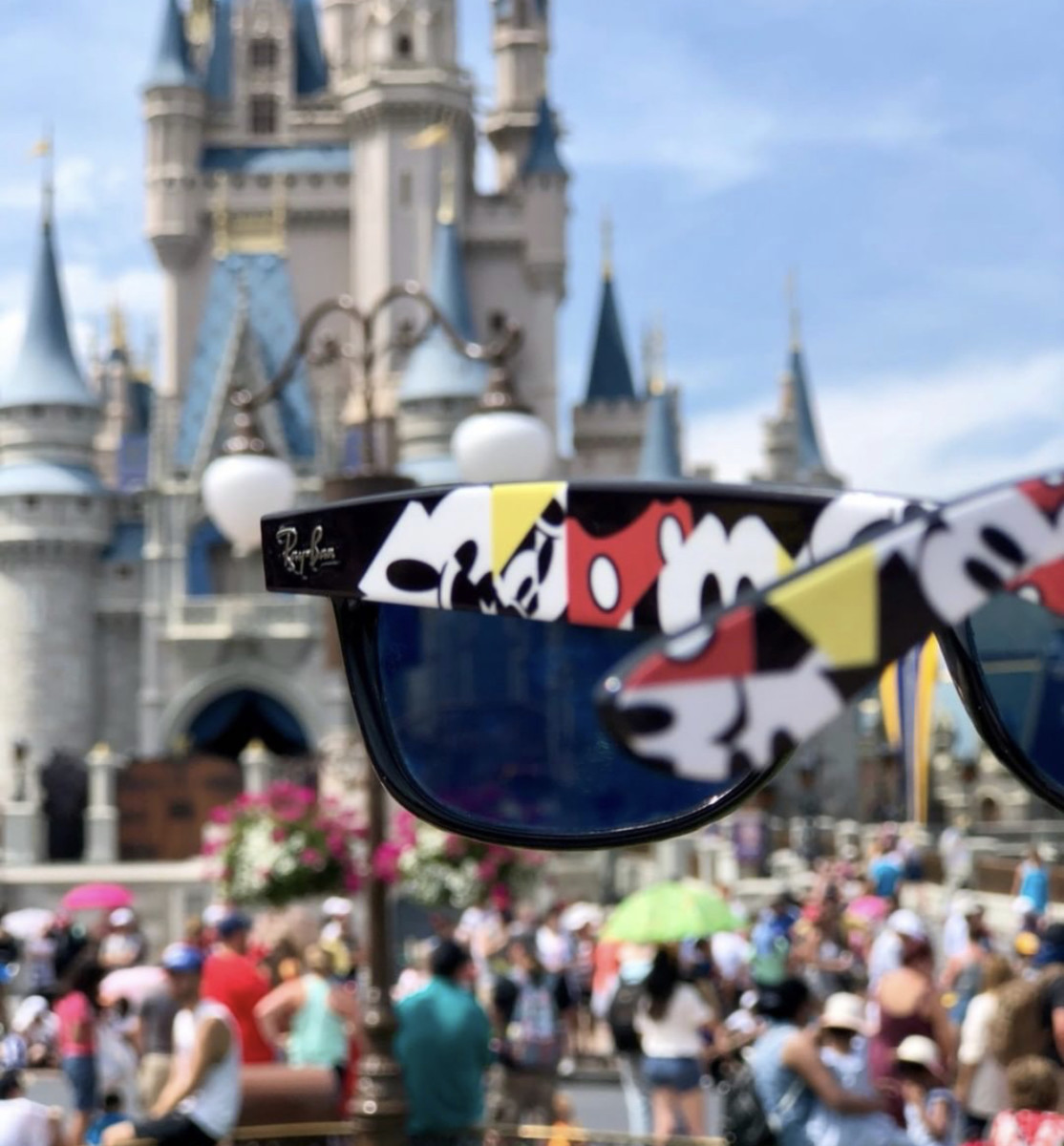 New Mickey Ray-Ban Shades For Hot Summer Days 4