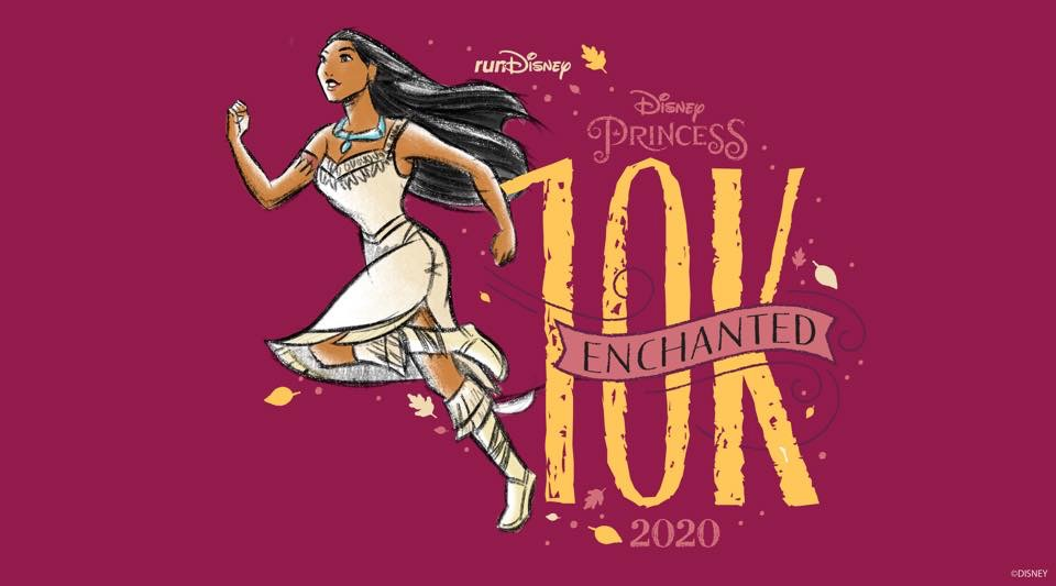 A charming set of runDisney race themes for the Princess half marathon weekend in February 2020 4